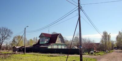 Ломоносов, улица Евгения Ефета, дом 28