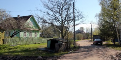 Ломоносов, улица Евгения Ефета, дом 34
