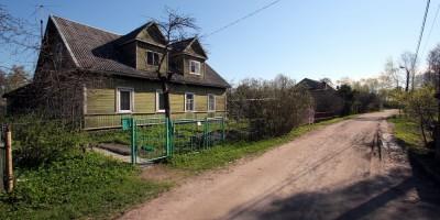 Ломоносов, улица Евгения Ефета, дом 36