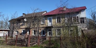 Ломоносов, улица Евгения Ефета, дом 38