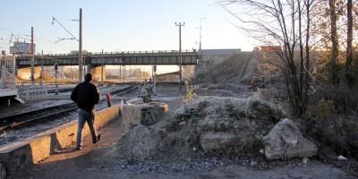 Лиговский путепровод, проезд
