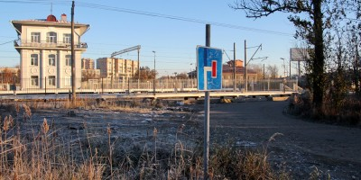 Лиговский путепровод, проезд, тупик