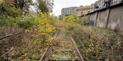 Московский проспект, 106, железная дорога, путь