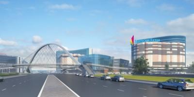 Проект бизнес-центра у Ладожского вокзала