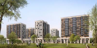 Проект жилья на Дальневосточном проспекте