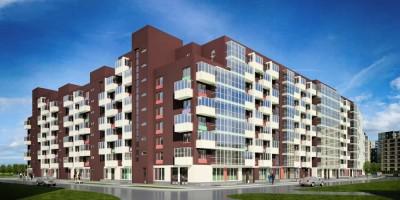 Проект жилого дома в Ленсоветовском