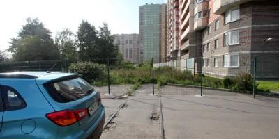 Пулковское шоссе, 36, корпус 4, рельсы