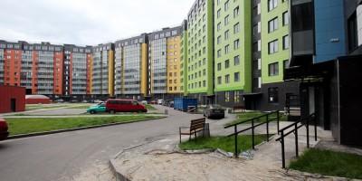 Пушкин, улица Архитектора Данини, 5, двор