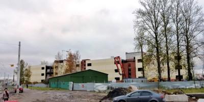 Пискаревский проспект, 117, реконструкция