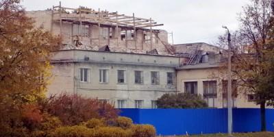 Реконструкция спортивного комплекса Политехник на Политехнической