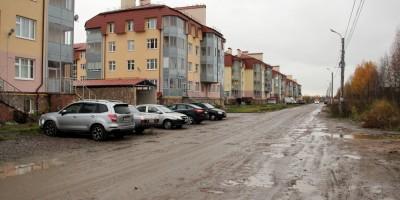 Сестрорецк, Приозёрная улица