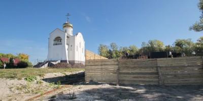 Старо-Паново, церковь Адриана и Наталии