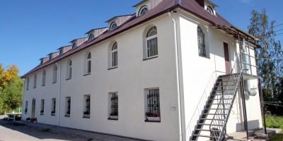 Старо-Паново, духовно-просветительский центр Ковчег