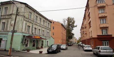Ткацкий переулок