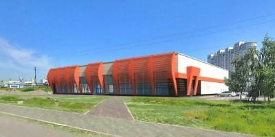 Эскиз торгового центра на Камышовой