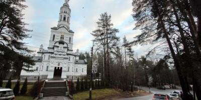 Зеленогорск, Казанская церковь