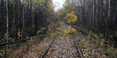 Железнодорожный подъездной путь к Северо-Западной ТЭЦ