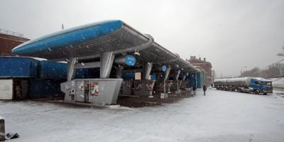 АЗС Aero на Введенском канале