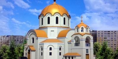Церковь Георгия Победоносца на Мичманской