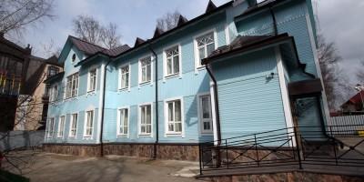 Церковно-приходской дом на 1-й Никитинской улице