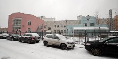 Детский сад, улица Академика Павлова, 8, корпус 2