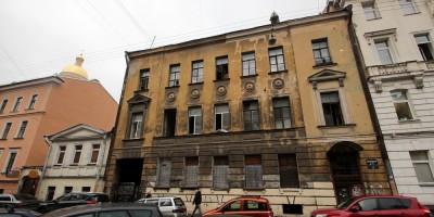 Дмитровский переулок, 15
