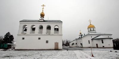 Комплекс Свято-Троицкого собора в Колпине