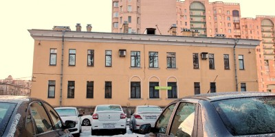 Московское шоссе, 16, литера Б