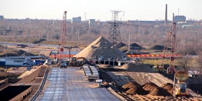 Новое Киевское шоссе, Ижора