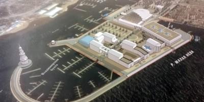 Проект реконструкции Центрального яхт-клуба