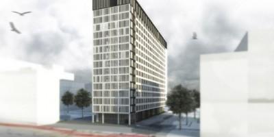 Проект реконструкции Дворца молодежи на Малой Невке