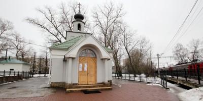 Сестрорецк, Тихвинская часовня