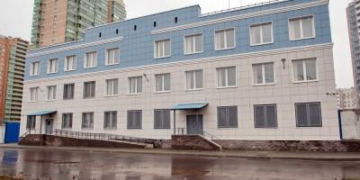 Шушары, Первомайская улица, 9, отделение полиции