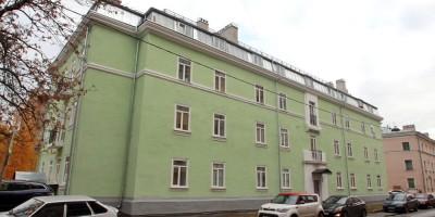 Тарасова улица, дом 10