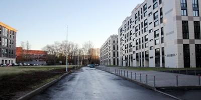 Товарный переулок, Царская столица