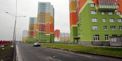 Улица Корнея Чуковского