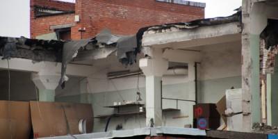 Улица Костюшко, 19, демонтаж