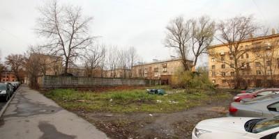 Улица Метростроевцев, 4