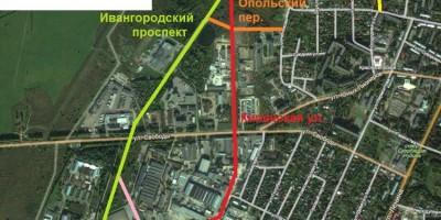 Улицы Красного Села