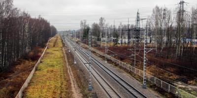 Выборгская железная дорога
