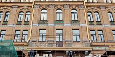 Измайловский, 29, фасад после реставрации