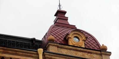 Измайловский, 29, северная башенка