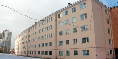 1-й Рабфаковский переулок, 6