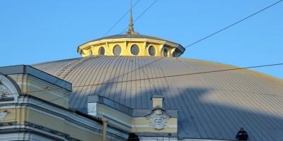Цирк на Фонтанке, новый купол