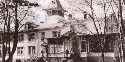 Гостиница Пуйстола, Бель-Вю