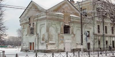 Колпино, улица Володарского, 6, церковь Александра Невского
