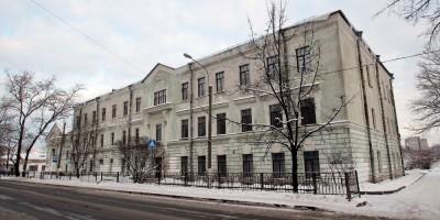 Колпино, улица Володарского, 6, школа