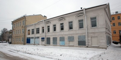 Кронштадт, Пролетарская улица, 21-23