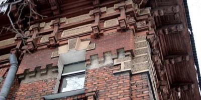 Малая Митрофаньевская улица, 4, до ремонта, крыша