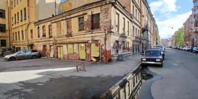 Особняк Лыткина на улице Лабутина, заброшенный дом